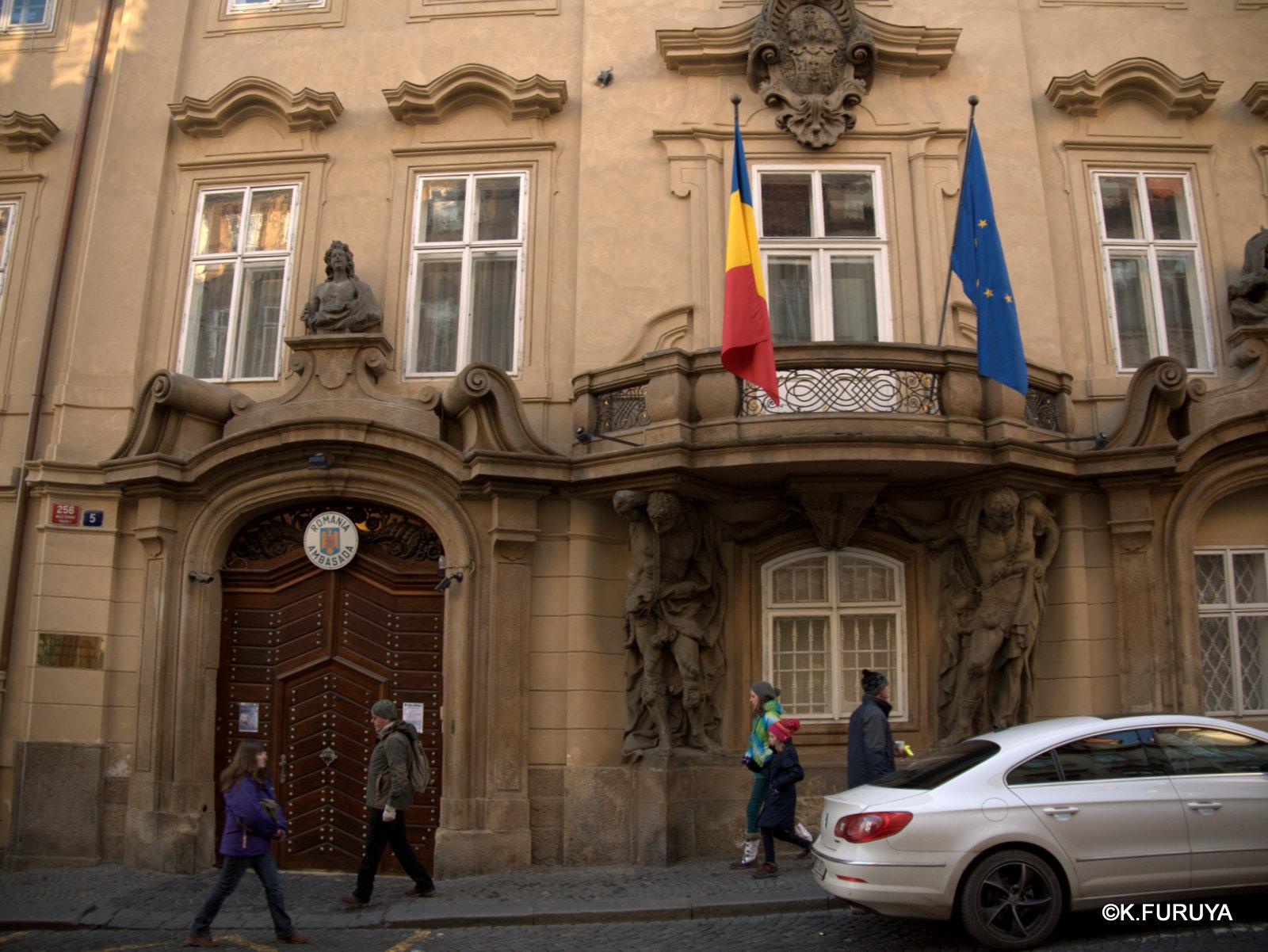 プラハ 11   ネルドヴァ通り _a0092659_1954117.jpg