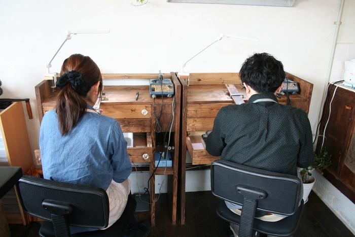 体験教室 ペアリング_b0220167_2382910.jpg