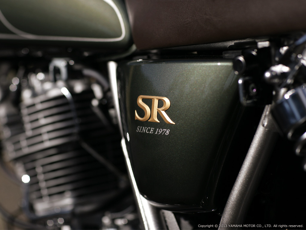 SR400 35周年記念モデル販売_a0279883_2504936.jpg