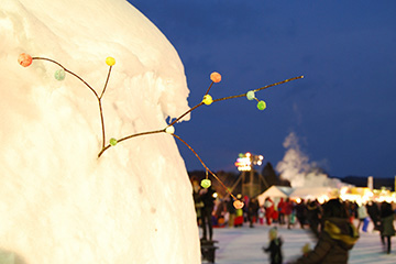 小岩井農場雪祭り_b0259218_1135079.jpg