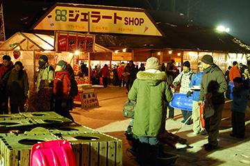 小岩井農場雪祭り_b0259218_1142756.jpg