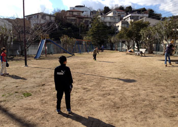 野球教室_e0103024_1720465.jpg