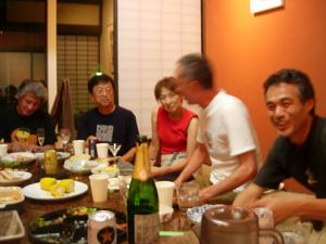 亡くなった炎舎の店主小川俊充さんとオイリュトミーと蔵織と俳句_d0178825_16161625.jpg