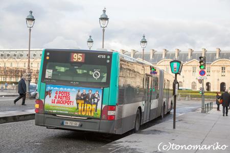 おパリのバスの戦い_c0024345_1975787.jpg