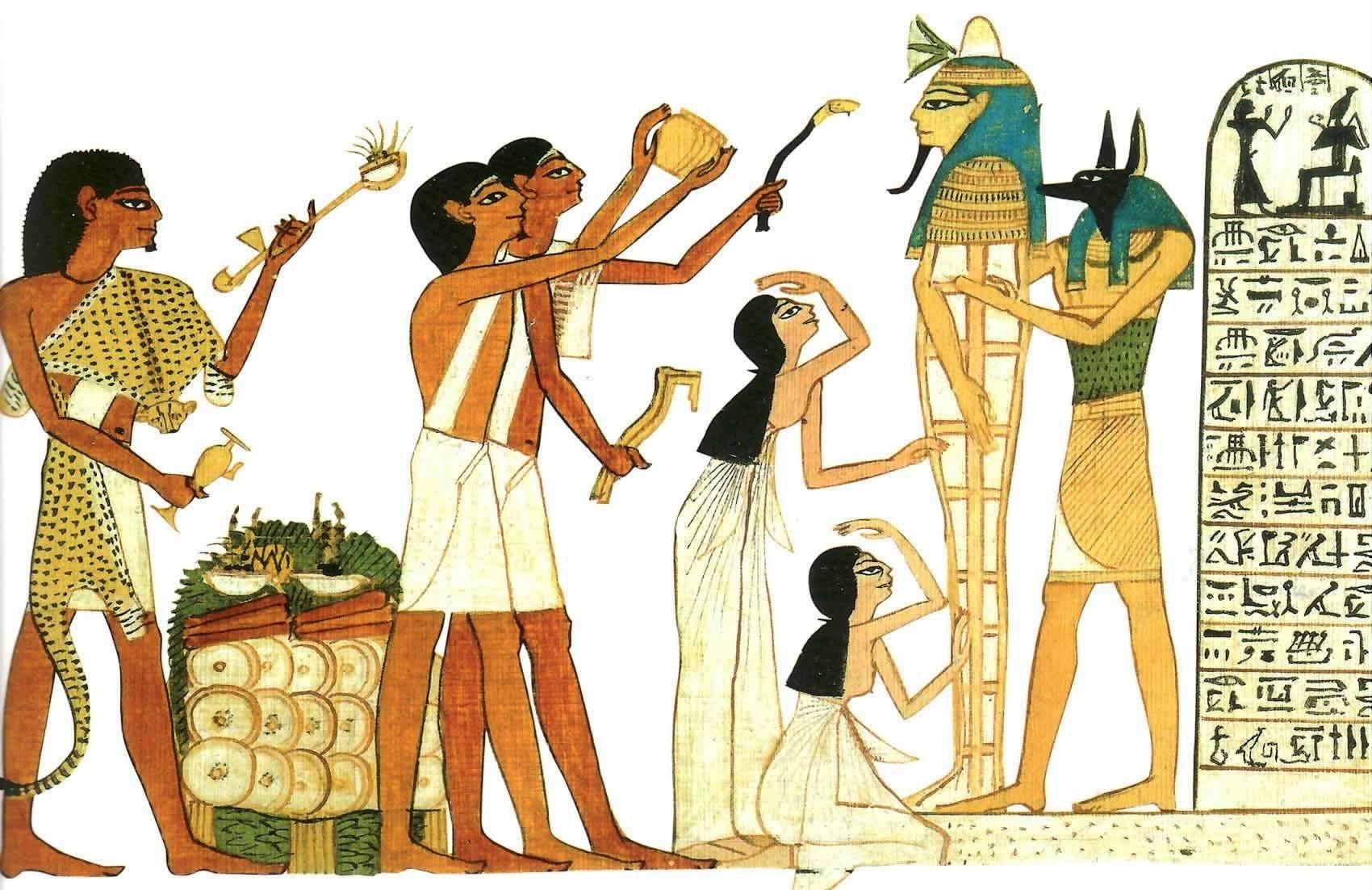 古代エジプト展 第2章 冥界の旅  旅立ちの儀式-(1)_c0011649_827376.jpg