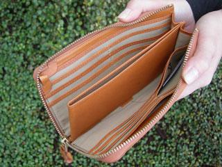 クレドランのお財布_c0156749_17121295.jpg