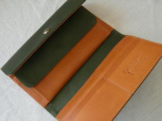 クレドランのお財布_c0156749_1712182.jpg