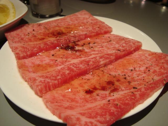 中目黒「Beef Kitchen ビーフキッチン」へ行く。_f0232060_17221824.jpg