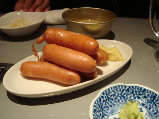 中目黒「Beef Kitchen ビーフキッチン」へ行く。_f0232060_17262947.jpg