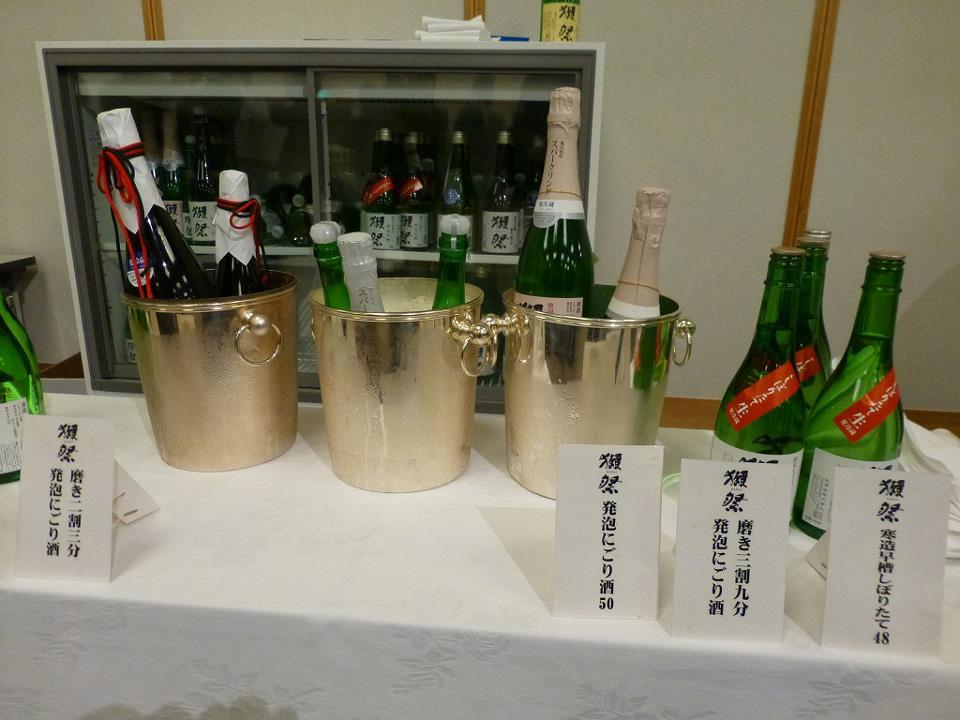 東京獺祭の会 2013_c0100865_7482468.jpg