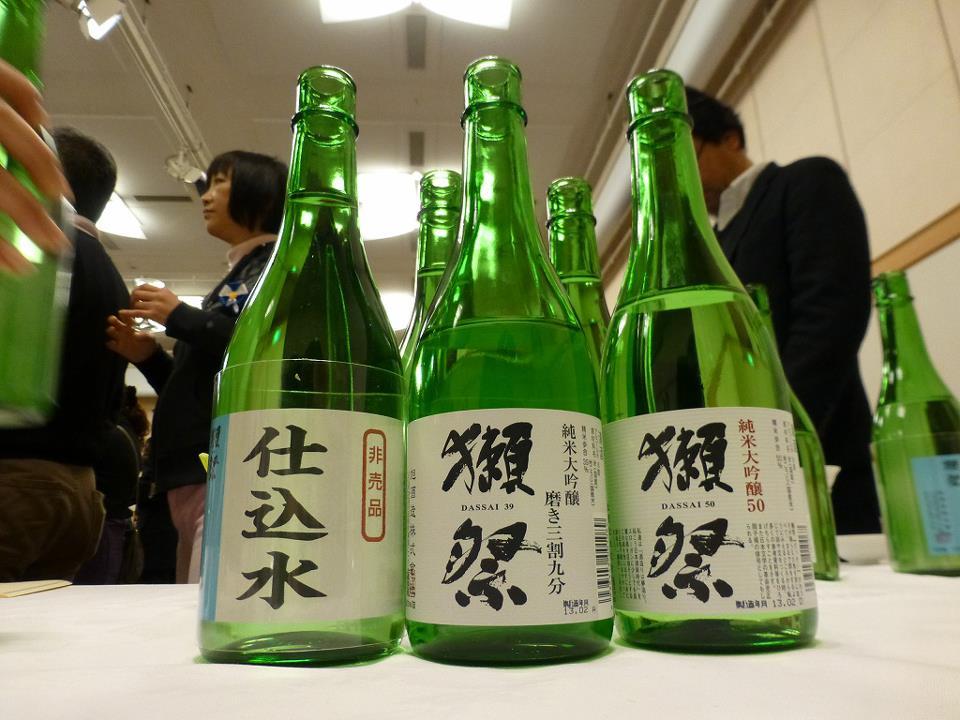 東京獺祭の会 2013_c0100865_7532880.jpg
