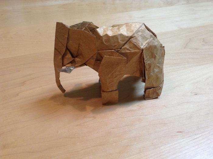折り紙の 世界一難しい折り紙の折り方 : origami.exblog.jp