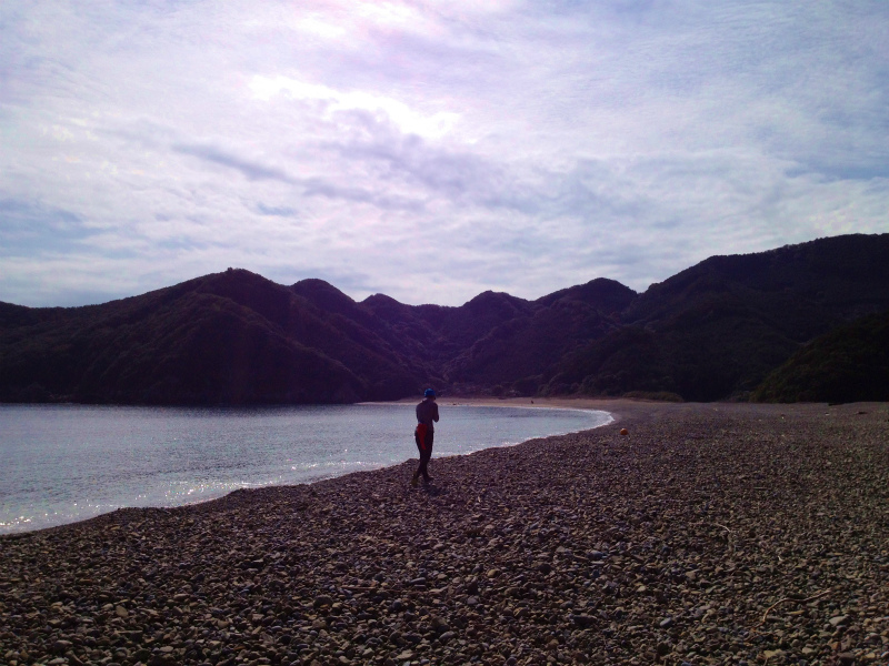 2013/02/13-14 姫越山〜座佐の高トレイルランニング_b0220886_10433876.jpg