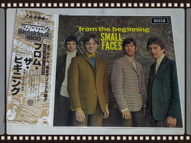 SMALL FACES / FROM THE BEGINNING (紙ジャケ)_b0042308_2224951.jpg