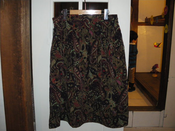 デニムサロペットと、スカート追加。_d0256914_0492321.jpg