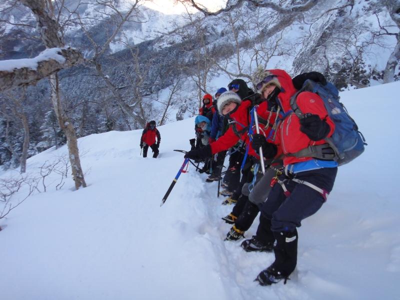 雪山 八ヶ岳集中山行_b0133032_23563969.jpg