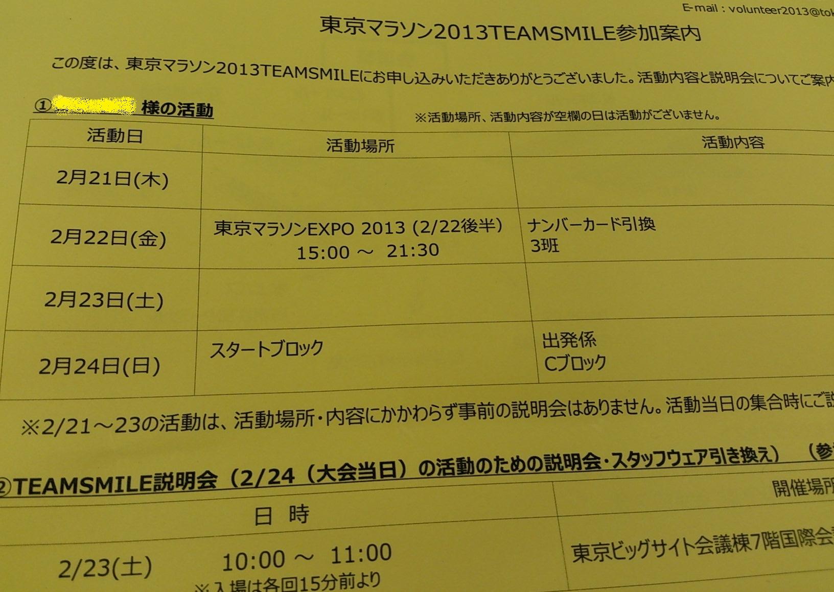 今年もやります!東京マラソン2013ボランティア_c0100865_804878.jpg