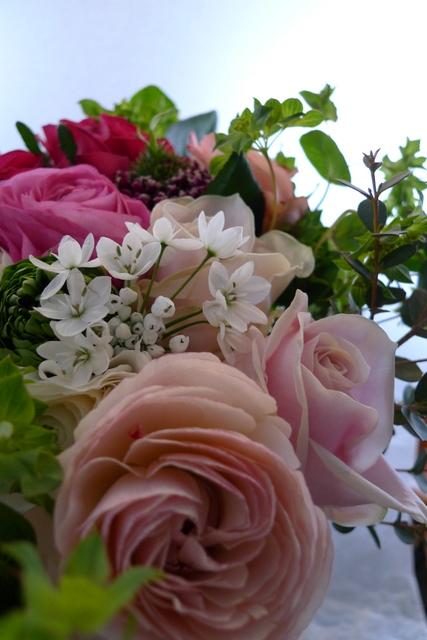 お母様の誕生日に。_b0171193_20431590.jpg