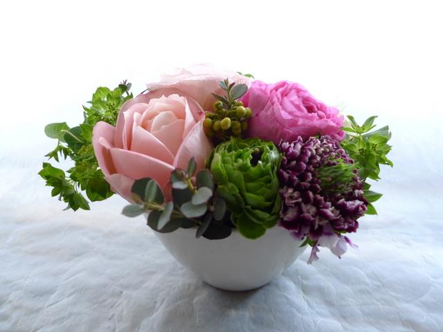 彼女へのお花。_b0171193_20521156.jpg