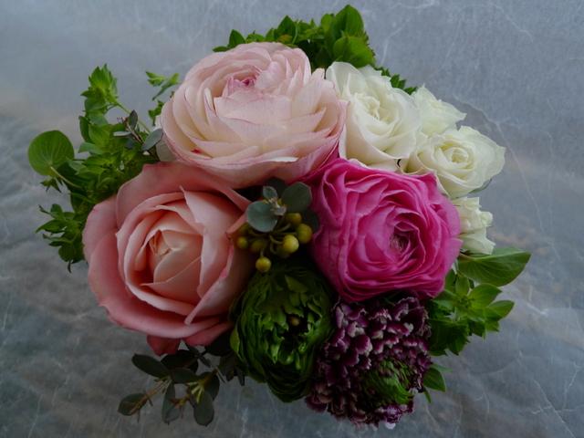 彼女へのお花。_b0171193_20521379.jpg