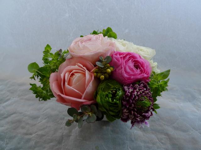 彼女へのお花。_b0171193_2052871.jpg