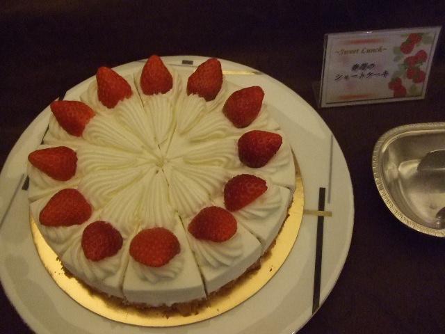 ホテルオークラ東京ベイ テラス スイートランチ~いちご祭り~_f0076001_20101298.jpg