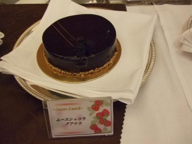 ホテルオークラ東京ベイ テラス スイートランチ~いちご祭り~_f0076001_20105092.jpg
