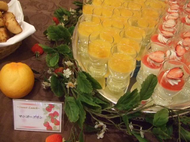 ホテルオークラ東京ベイ テラス スイートランチ~いちご祭り~_f0076001_201143100.jpg
