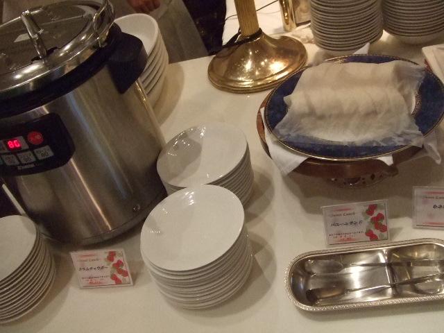 ホテルオークラ東京ベイ テラス スイートランチ~いちご祭り~_f0076001_20123653.jpg