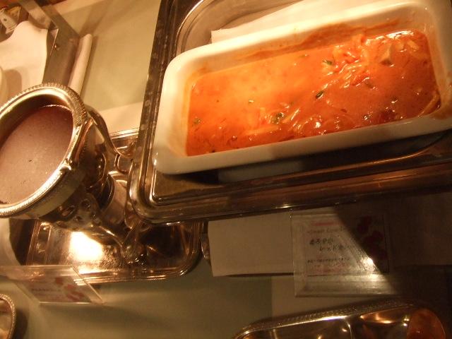 ホテルオークラ東京ベイ テラス スイートランチ~いちご祭り~_f0076001_2013517.jpg