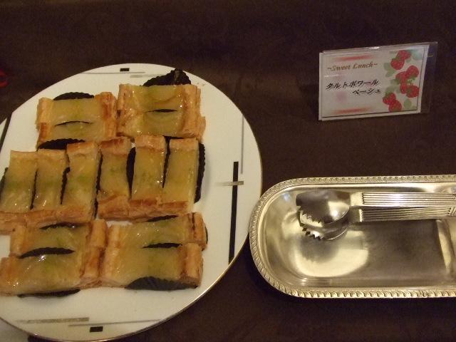 ホテルオークラ東京ベイ テラス スイートランチ~いちご祭り~_f0076001_2091326.jpg