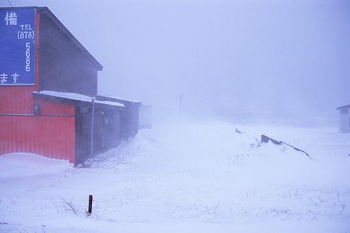 吹雪の海で_b0259218_174053.jpg