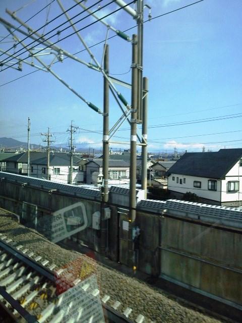 Happiness Mt. Fuji!~海側で見るには~_b0081121_644126.jpg