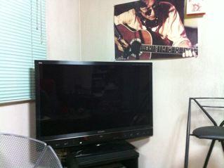 TVレポート。_f0113224_1446468.jpg