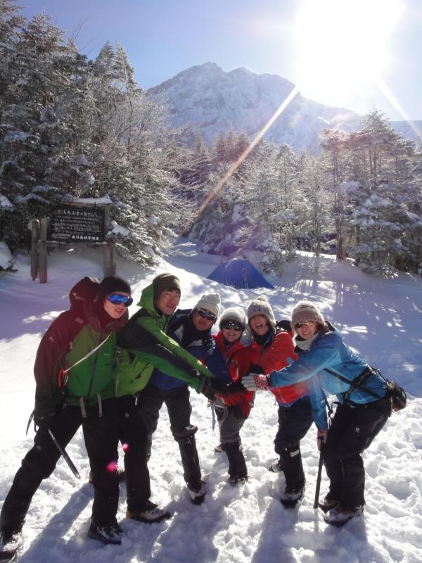 雪山 八ヶ岳集中山行_b0133032_005532.jpg