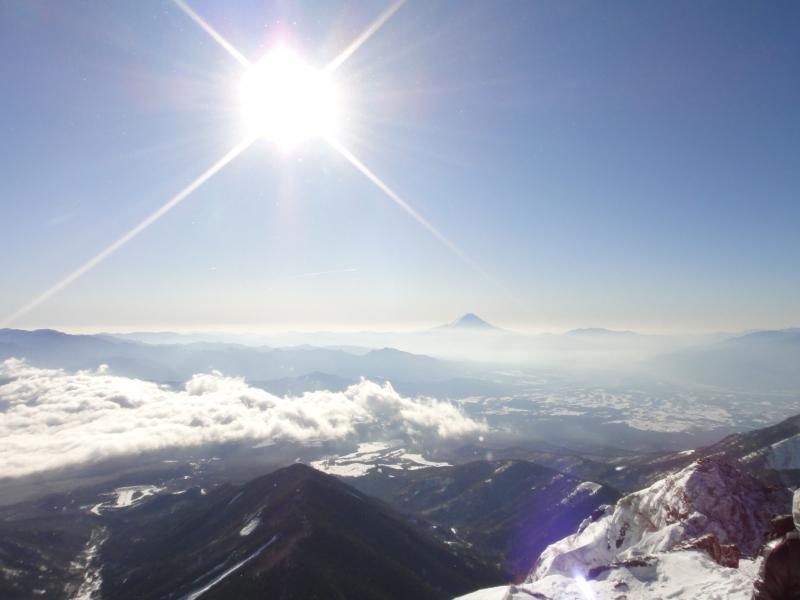 雪山 八ヶ岳集中山行_b0133032_015371.jpg