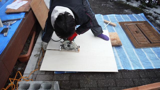 木工女子部とコンクリートガラ処分 他_f0031037_2158051.jpg
