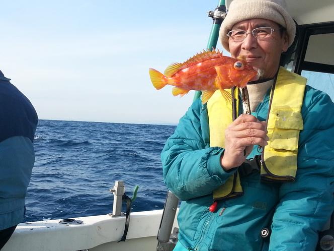 御前崎のKINちゃんと釣りしてきました。【カジキ・マグロトローリング】_f0009039_10553441.jpg