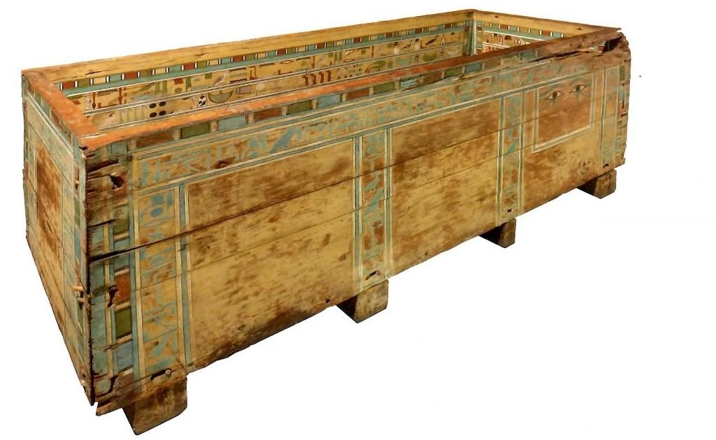 古代エジプト展 第1章 古代エジプトの死生観 呪文の変遷-(1)_c0011649_1532331.jpg
