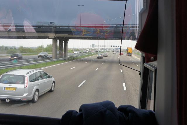 オランダの旅 (36) 【アムステルダム】 レストランAllureでランチ_c0011649_18495832.jpg
