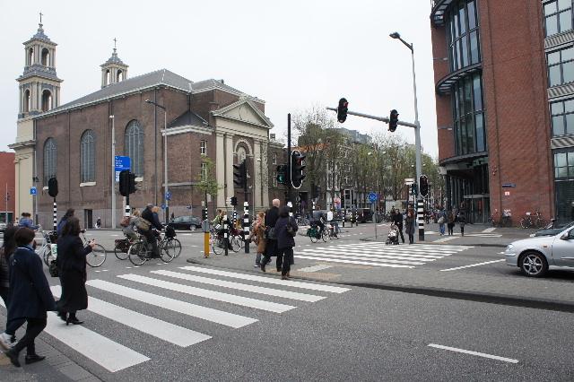 オランダの旅 (36) 【アムステルダム】 レストランAllureでランチ_c0011649_18574185.jpg