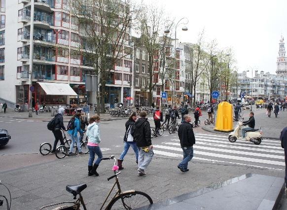 オランダの旅 (36) 【アムステルダム】 レストランAllureでランチ_c0011649_1859071.jpg