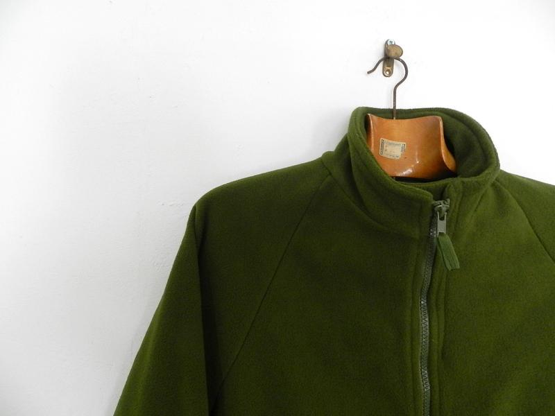 U.K.army fleece jacket_f0226051_12142047.jpg