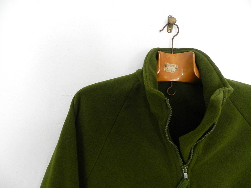 U.K.army fleece jacket_f0226051_12144034.jpg