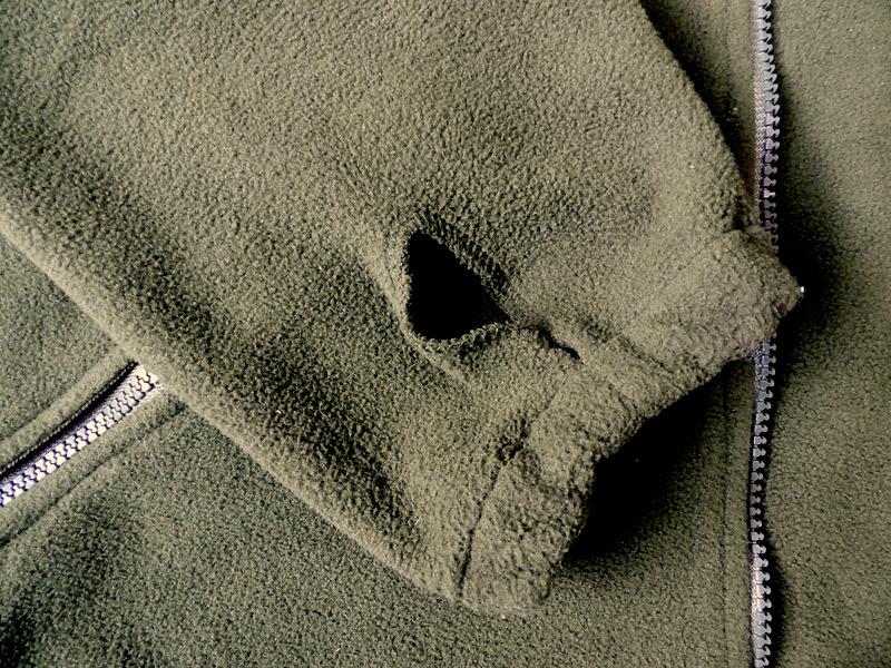U.K.army fleece jacket_f0226051_1217101.jpg