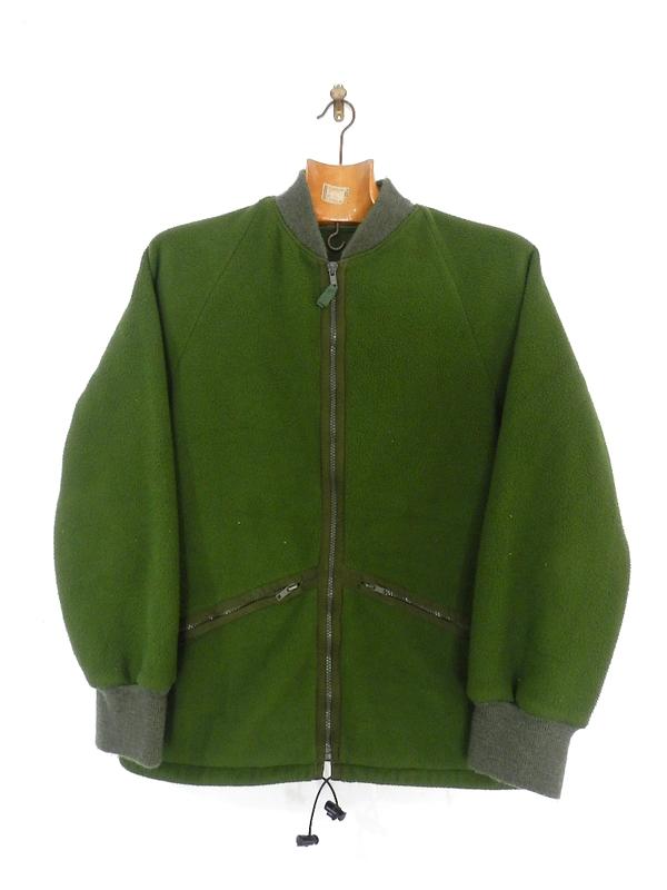 U.K.army fleece jacket_f0226051_12472262.jpg