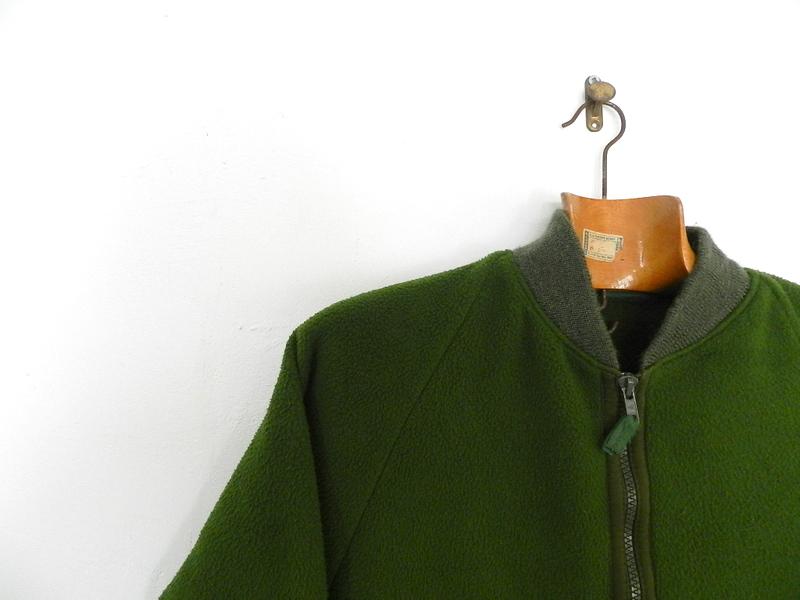 U.K.army fleece jacket_f0226051_12475470.jpg