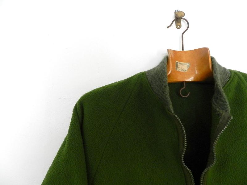 U.K.army fleece jacket_f0226051_12482321.jpg