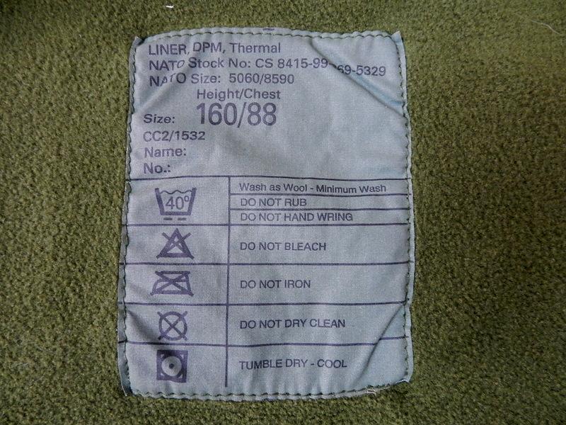 U.K.army fleece jacket_f0226051_12591013.jpg