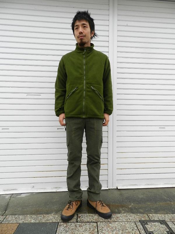 U.K.army fleece jacket snaps_f0226051_221282.jpg